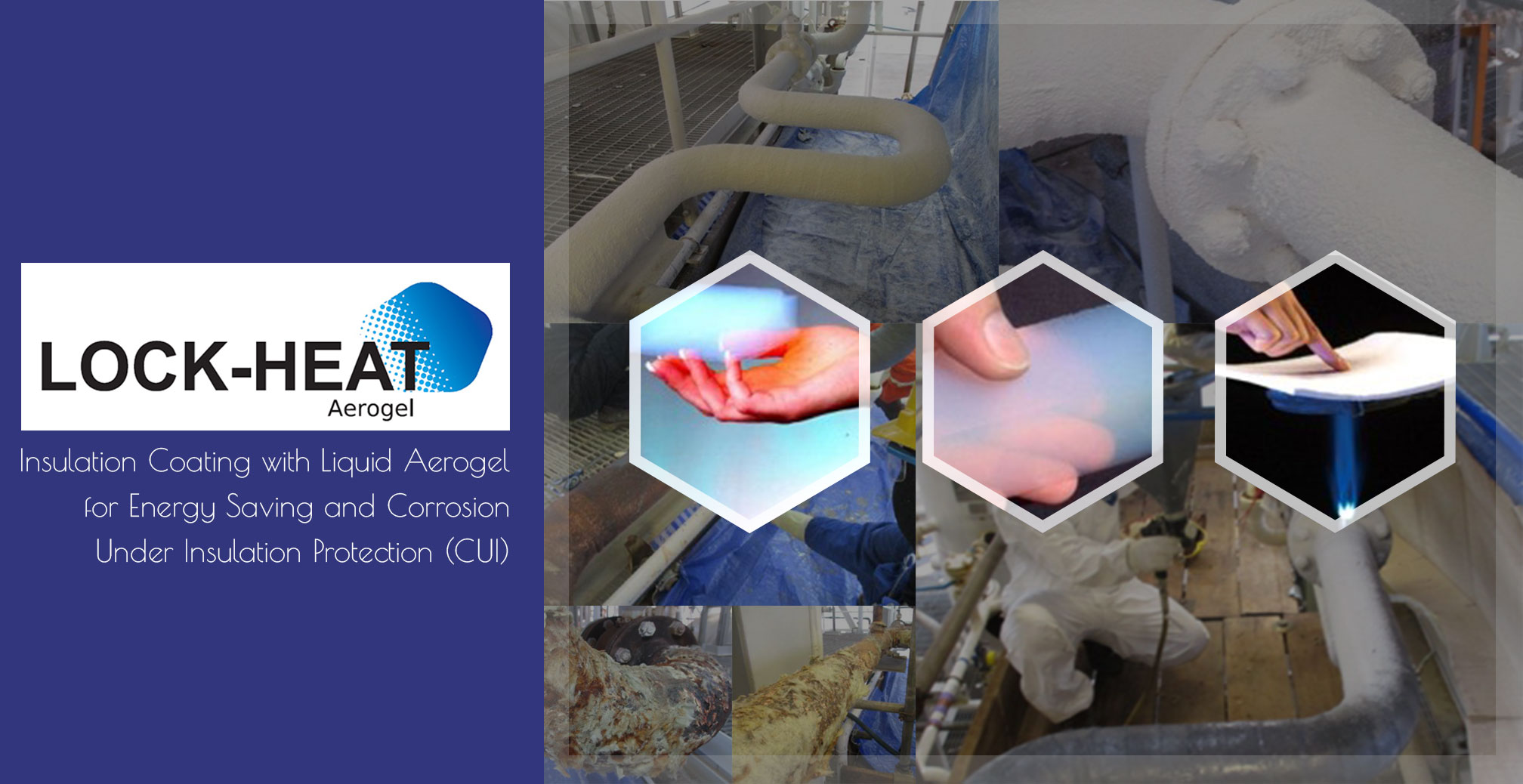 Insulation Coating with Liquid Aerogel for Energy Saving and